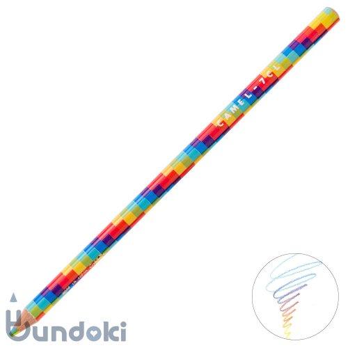 �ڥ������ɮ�����/Camel Pencil��Color Pencil (7 in 1 color / 7����)