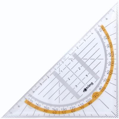 【ROTRING/ロットリング】幾何学定規 / 823 028