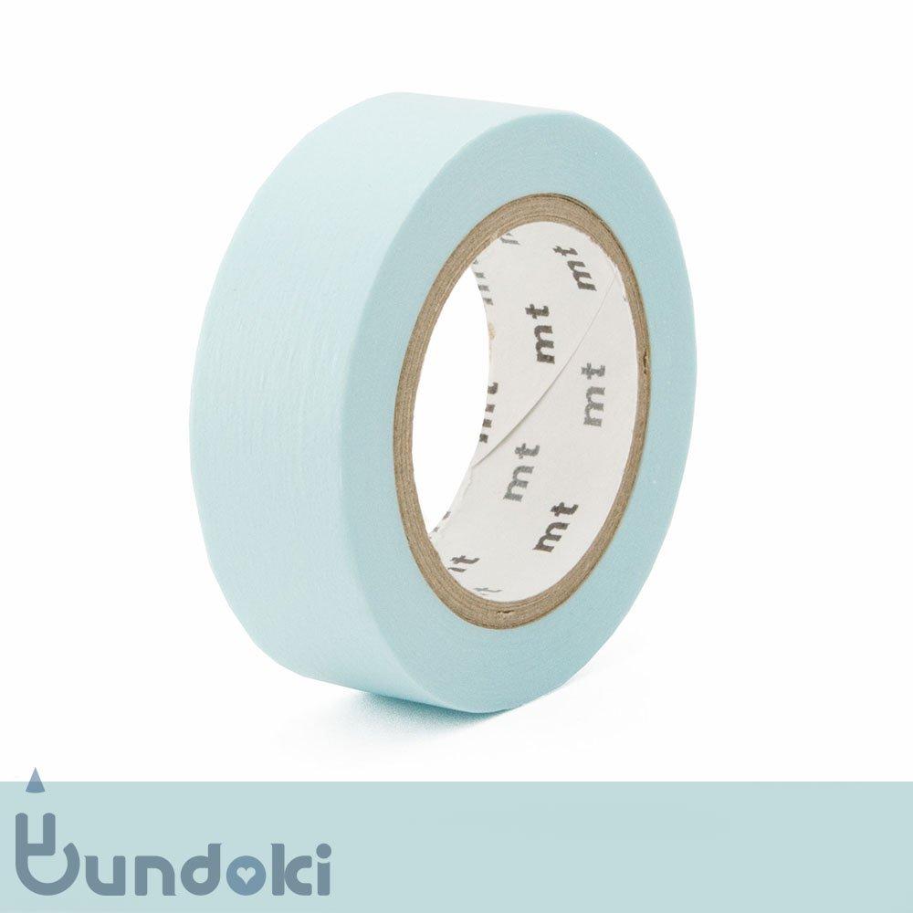 【カモ井加工紙/KAMOI】mtマスキングテープ/パステルパウダーブルー