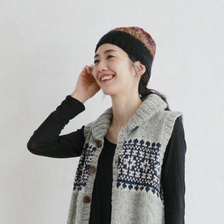 ジリミリウール帽子