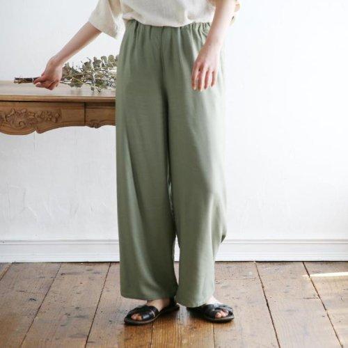 竹布パンツ
