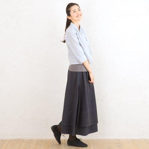 ダブルスカート