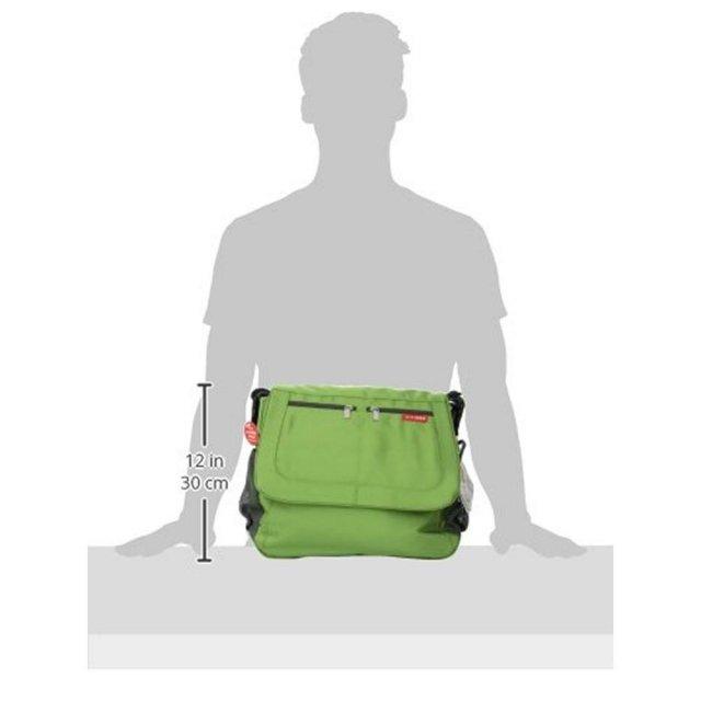 マザーズバッグ SKIPHOP SKIPHOP(スキップホップ) Messenger bag ライム