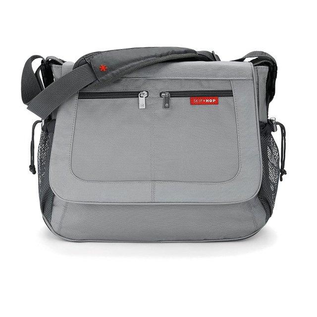 マザーズバッグ SKIPHOP SKIPHOP(スキップホップ) Messenger bag プラチナ