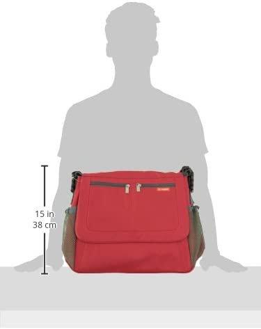 マザーズバッグ SKIPHOP SKIPHOP(スキップホップ) Messenger bag レッド