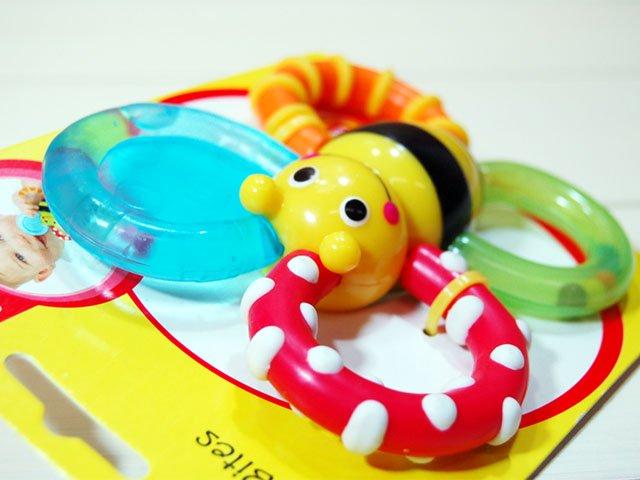 TOY −知育玩具− サッシー (sassy) サッシー(Sassy) バンブル バイツ