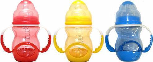 フィーディングボトル ヌービー(NUBY) Nuby ハンドル付ミルクボトル 210ml
