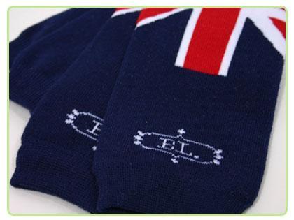 ソックス ベビーレッグス(baby legs) BabyLegs(ベビーレッグス) イギリスフラッグ 0〜4歳用