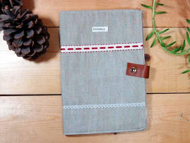 母子手帳ケース CHANGES 母子手帳ケース Lサイズ CHANGES(チェンジス) 母子手帳ケース リボンレッド L