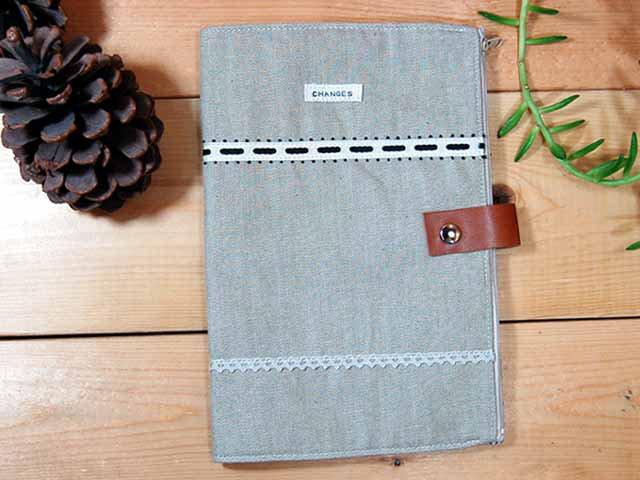 母子手帳ケース CHANGES 母子手帳ケース Lサイズ CHANGES(チェンジス) 母子手帳ケース リボンブラック L