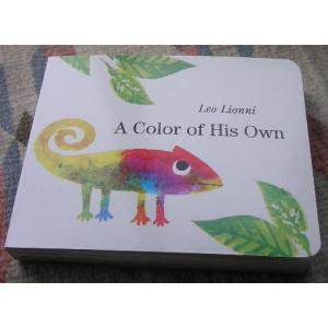 BOOK  A Color of His Own