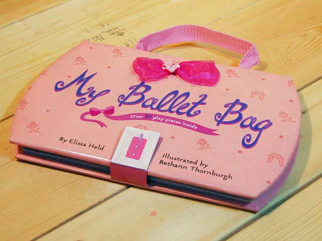 BOOK  My Ballet Bag
