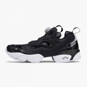 <img class='new_mark_img1' src='//img.shop-pro.jp/img/new/icons21.gif' style='border:none;display:inline;margin:0px;padding:0px;width:auto;' />REEBOK スニーカー INSTAPUMP FURY HYPE MET ブラック