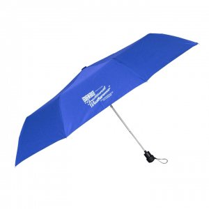 Traditional Weatherwear 折りたたみ傘 AUTO FOLDING UMBRELLA ブルー