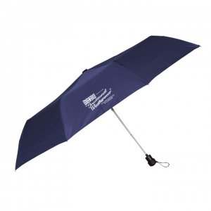 Traditional Weatherwear 折りたたみ傘 AUTO FOLDING UMBRELLA ネイビー