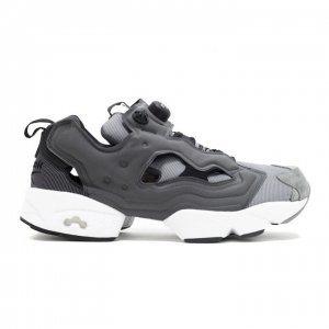 REEBOK スニーカー INSTAPUMP FURY TECH グレー