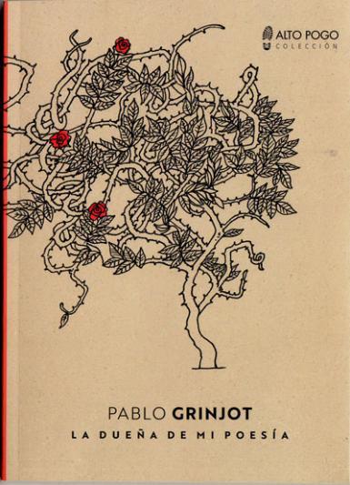 PABLO GRINJOT / LA DUEÑA DE MI POESÍA (アルゼンチン直輸入CD+BOOK)