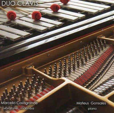 MARCELLO CASAGRANDE, MATEUS GONSALES / DUO CLAVIS