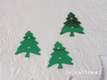 ツリースパンコール(緑)