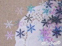雪の結晶A