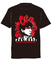 【大江慎也(THE ROOSTERS)】『60 Years Old Thanks Live』Tシャツ(Type-A)