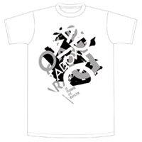 PARADOX PARADE TOUR Tシャツ WHITE