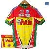 Team Poltiチームポルティ1999Santiniサイクリングジャージ