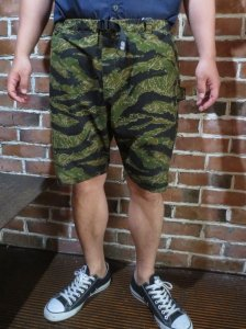 Bluco(ブルコ)OL-005 EASY PAINTER SHORTS