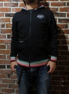<img class='new_mark_img1' src='//img.shop-pro.jp/img/new/icons1.gif' style='border:none;display:inline;margin:0px;padding:0px;width:auto;' />OG CLASSIX THE ORIGINAL MEX SERAPE ZIP HOOD