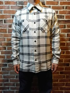 <img class='new_mark_img1' src='https://img.shop-pro.jp/img/new/icons1.gif' style='border:none;display:inline;margin:0px;padding:0px;width:auto;' />OG CLASSIX SANTA MONICA FLANNEL SHIRTS