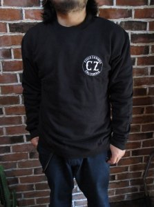 CycleZombies CALIFORNIA SWEATSHIRT