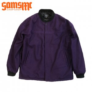 SAMS MELTON DERBY JACKET
