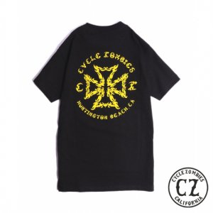 CycleZombiesサイクルゾンビーズ TRIBAL S/S T-SHIRT