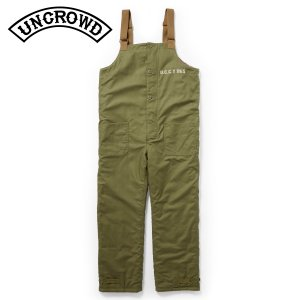 UNCROWD  UC-115-017 DECK PANTS ネイビー