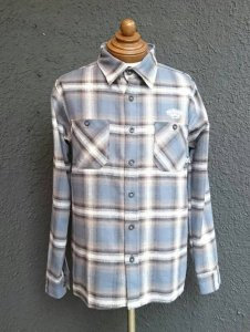 <img class='new_mark_img1' src='https://img.shop-pro.jp/img/new/icons1.gif' style='border:none;display:inline;margin:0px;padding:0px;width:auto;' />OG CLASSIX COMPTON FLANNEL SHIRTS