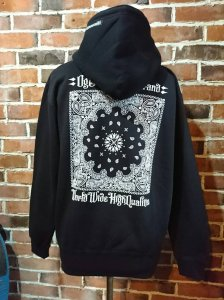 <img class='new_mark_img1' src='//img.shop-pro.jp/img/new/icons1.gif' style='border:none;display:inline;margin:0px;padding:0px;width:auto;' />OG CLASSIX PAISLEY CROSS PULL HOOD