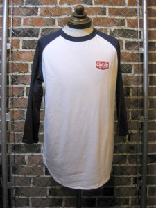 CycleZombies VACANCY 3/4 SLEEVE RAGLAN