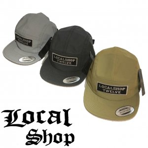 THE LOCAL SHOP Original REFLECTOR JOCKEY CAP