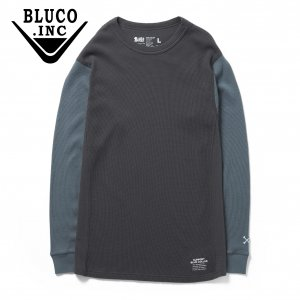 BLUCO(ブルコ)OL-014 2PAC THERMAL SHIRTS -set-in