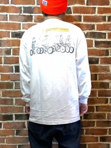 ESOW×Chomess Long Sleeve T-shrits