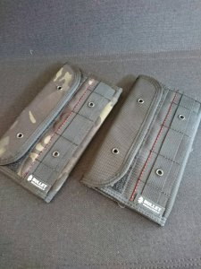 BALLISTICS MILITARY LONG WALLET