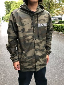 <img class='new_mark_img1' src='//img.shop-pro.jp/img/new/icons1.gif' style='border:none;display:inline;margin:0px;padding:0px;width:auto;' />SONS OF CYCO Hooded Windbreaker Coaches Jacket