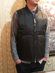 <img class='new_mark_img1' src='https://img.shop-pro.jp/img/new/icons1.gif' style='border:none;display:inline;margin:0px;padding:0px;width:auto;' />BLUCO OL-044 WORK VEST ワークベスト
