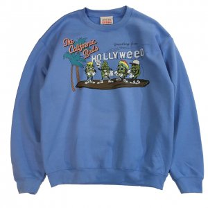 The California BUDs crewneck  Blue