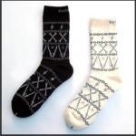 <img class='new_mark_img1' src='//img.shop-pro.jp/img/new/icons1.gif' style='border:none;display:inline;margin:0px;padding:0px;width:auto;' />BALLISTICS JACQUARD LONG SOCKS