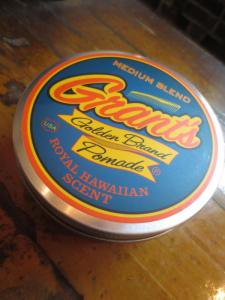 <img class='new_mark_img1' src='//img.shop-pro.jp/img/new/icons47.gif' style='border:none;display:inline;margin:0px;padding:0px;width:auto;' />GRANT'S GOLDEN BRAND POMADE