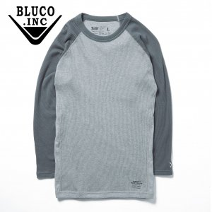 BLUCO(ブルコ)OL-018 THERMAL SHIRTS (Henly neck)