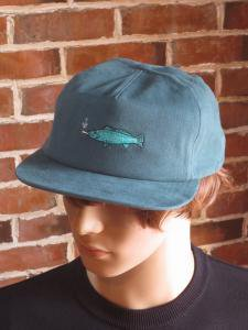 Good Worth&Co グッドワース Fish Strap Back Cap