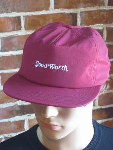 Good Worth&Co グッドワース OG Logo Snap Back Cap