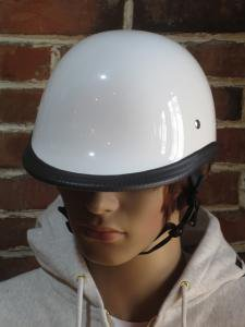 NOVELTY HELMET HAWK WHITE